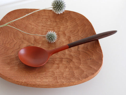 Shu Urushi Spoon by Atelier tree song