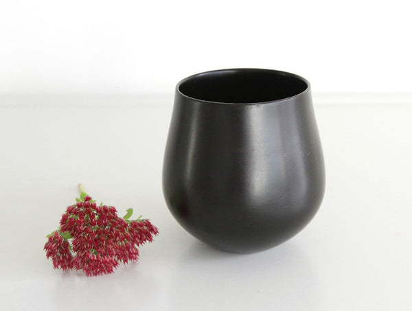 Black Lacquer Cup