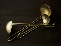 Brass Small Ladle by Lue Brass at OEN Shop