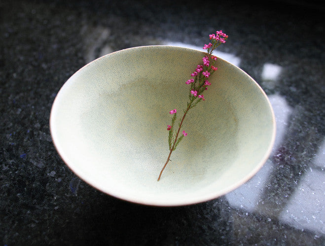 Medium Verdant Bowl by Mark Robinson at OEN Shop