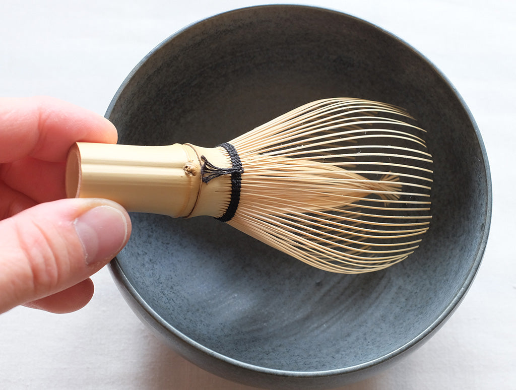 Large Chasen Matcha Whisk by Chikumeido at OEN Shop
