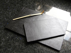 Large Slate Dish by Akihiko Sugita at OEN Shop