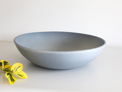 Large Light Blue Bowl