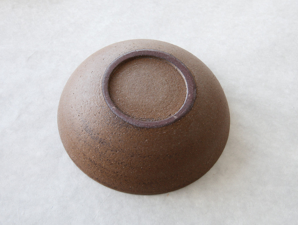 Large Soil Bowl by Mushimegane Books at OEN Shop
