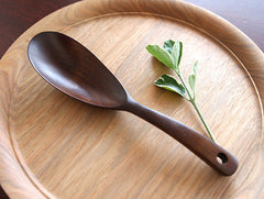 Large Service Spoon by Atelier tree song at OEN Shop
