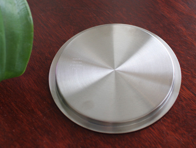 Large Stainless Coaster