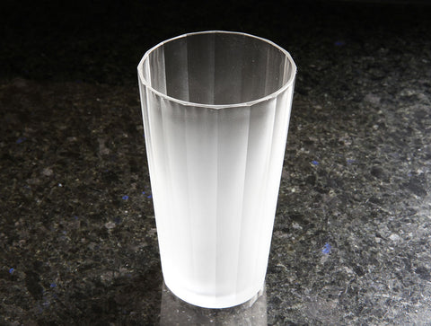 Deep Glass Cup by Yuki Osako