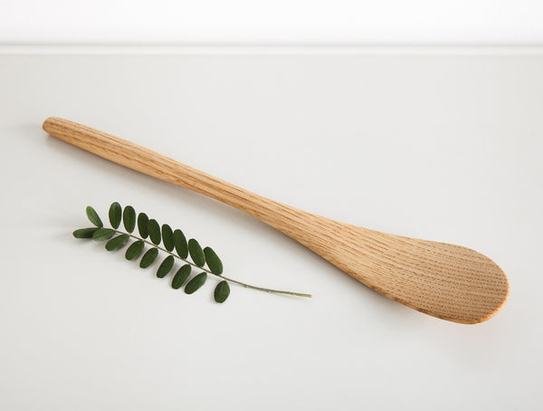 Chestnut Curved Spoon