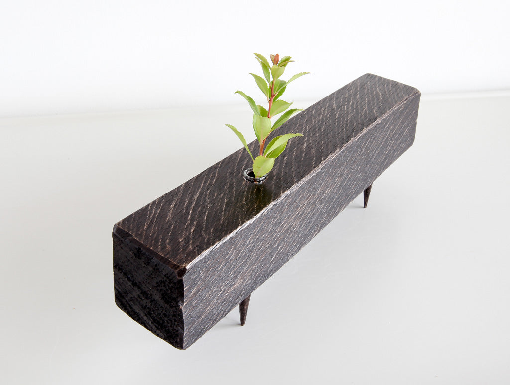 Flower Cube Long by Dairoku at OEN Shop