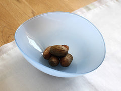 Blue Medium Lotus Bowl by Studio Prepa at OEN Shop