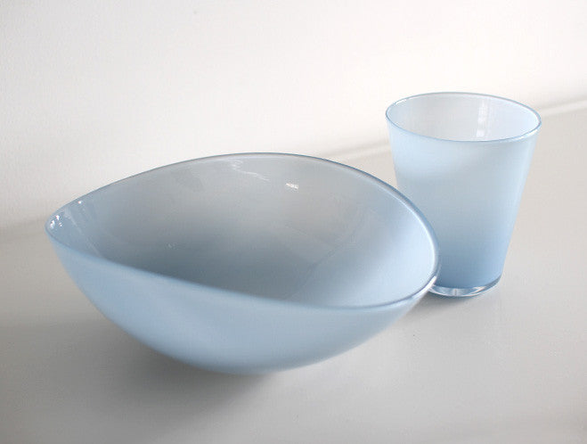 Blue Lotus Bowl by Studio Prepa at OEN Shop