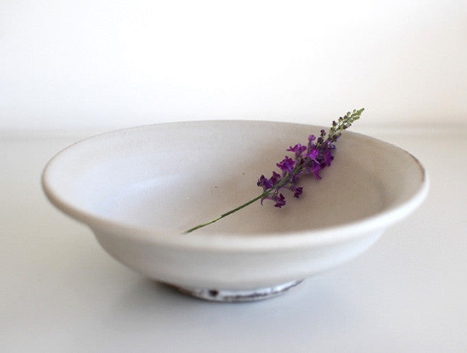 Matt Glaze Bowl