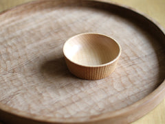Maple Dipping Cup by Tomokazu Furui at OEN Shop