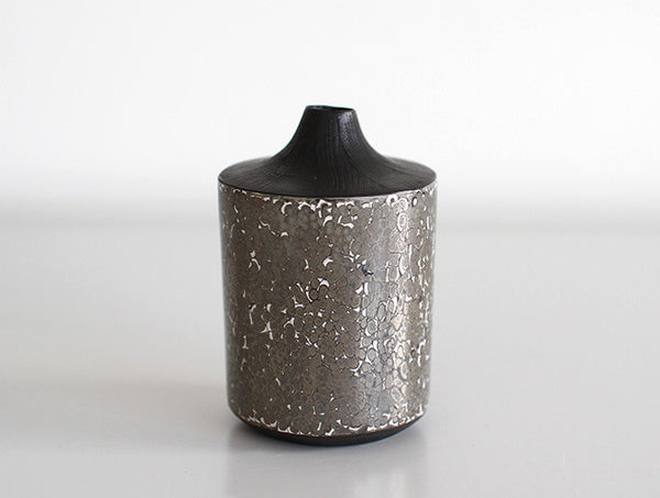 Marble Dry Lacquer Vase