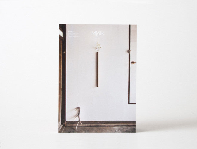 Mjolk Volume II by Mjolk at OEN Shop
