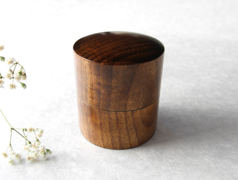 Cha Urushi Box by Studio KUKU