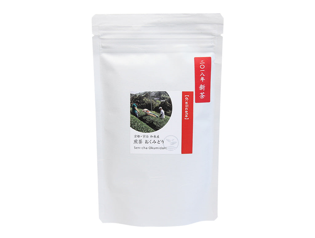 Okumidori Sencha 40g by d:matcha at OEN Shop