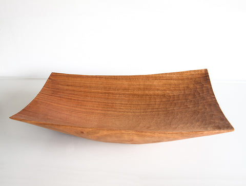 Peaked Cherry Tray by Toru Sugimura