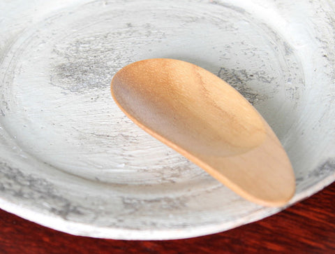 Pear Teaspoon by Warang Wayan