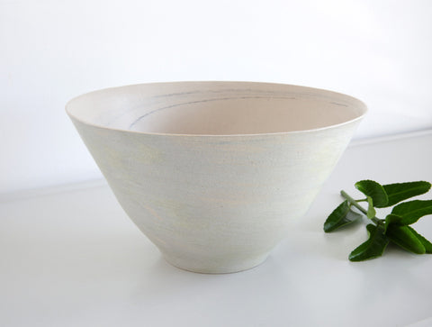 Wide Pigment Bowl by Mark Robinson