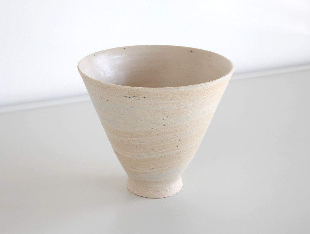 Coloured Stoneware Cup by Mark Robinson at OEN Shop