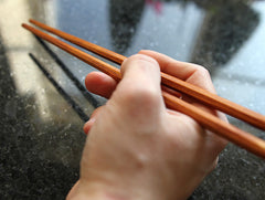 Pine Lacquer Chopsticks by Eiji Hagiwara at OEN Shop
