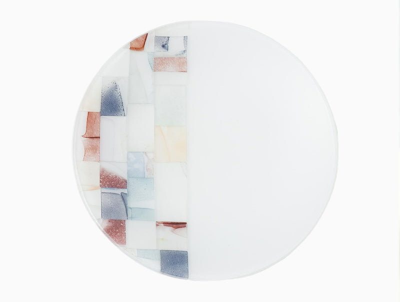 Patchwork Round Plate S