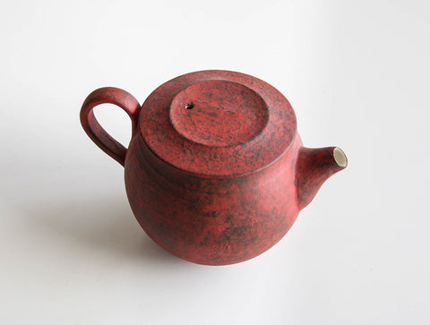 Brushed Akai Teapot