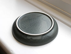 ReIRABO Grey Dish by Yumiko iihoshi at OEN Shop