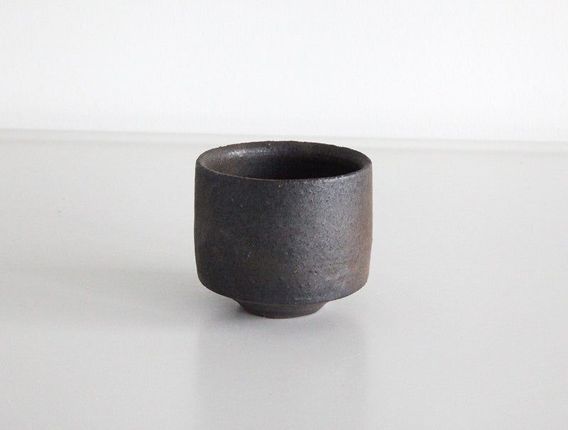 Copper Sake Cup Low