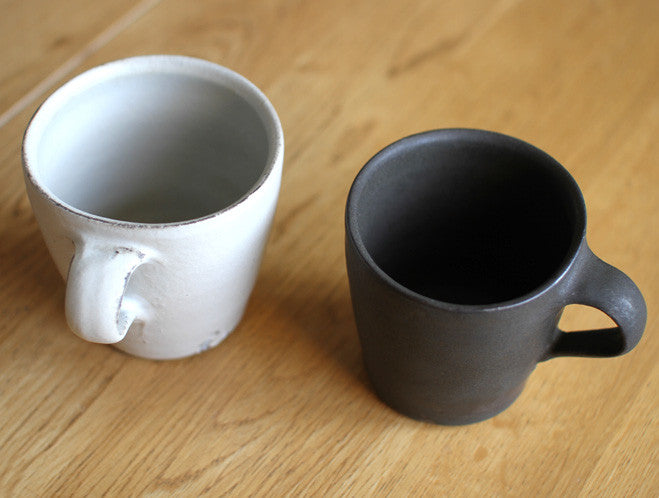 Matt Glaze Mug by Katsufumi Baba at OEN Shop