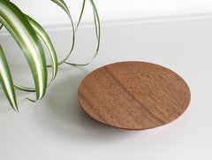 Small Carved Dish by Masahiro Endo at OEN Shop