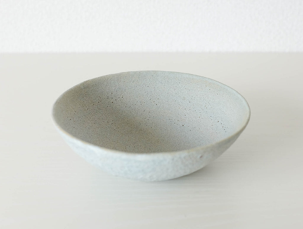 Rounded Sea Bowl by Mushimegane Books at OEN Shop
