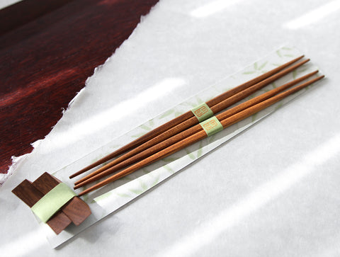 Chopstick and Rest Set by Studio KUKU
