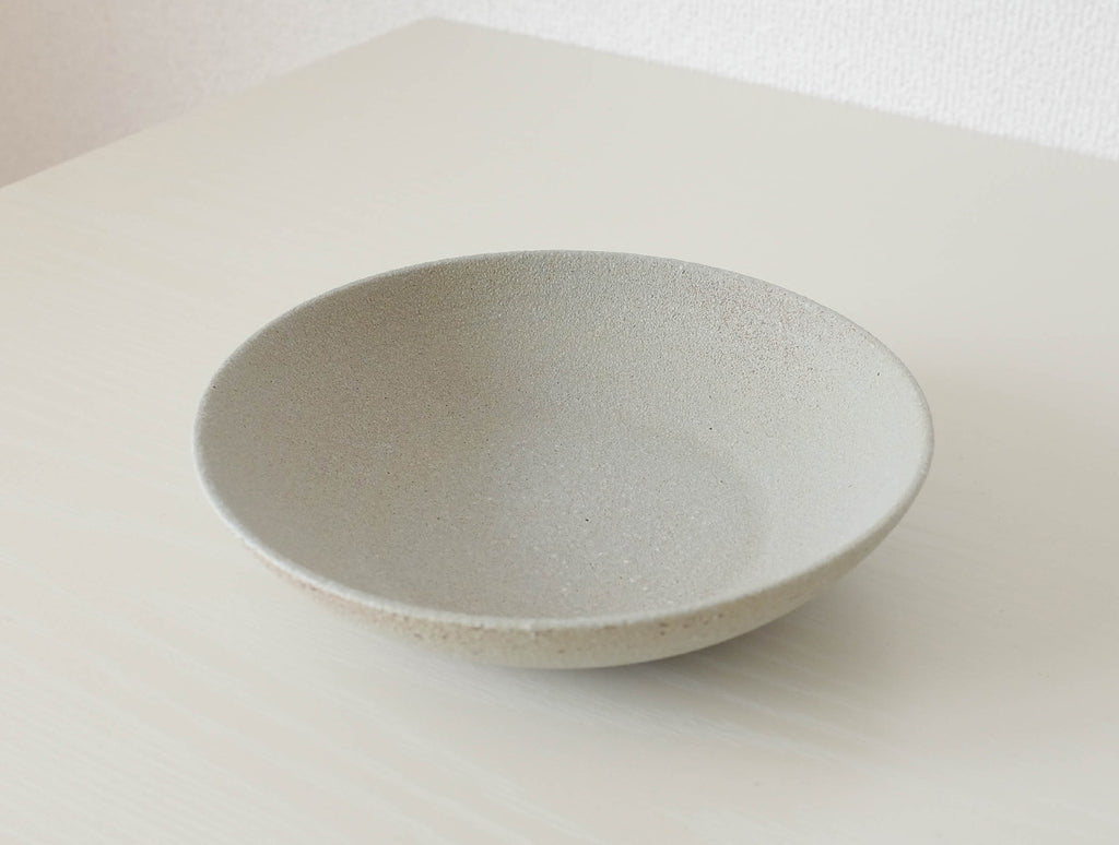 Shallow Sea Bowl by Mushimegane Books at OEN Shop