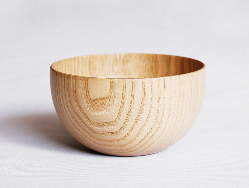Chestnut Shirasagi Bowl