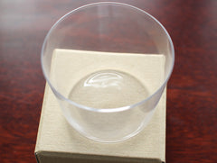 Small Glass Tumbler by Yumiko iihoshi at OEN Shop