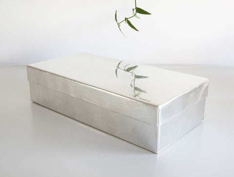Rectangular Tin Can S by SyuRo