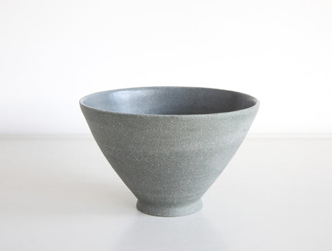 Small Grey Stone Bowl by Mark Robinson