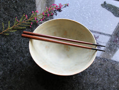 Small Black Tipped Chopsticks by Maiko Okuno at OEN Shop