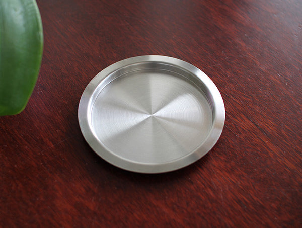 Small Stainless Coaster