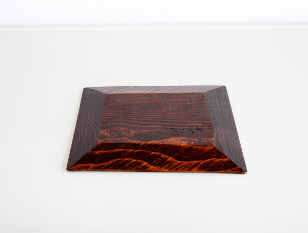 Small Buna Square Tray