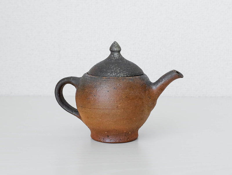 Red Small Teapot
