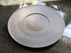 Black Walnut Lined Lacquer Dish by Eiji Hagiwara at OEN Shop