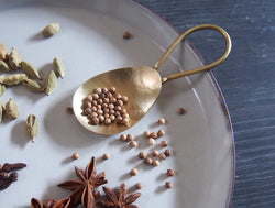 Loop Brass Teaspoon