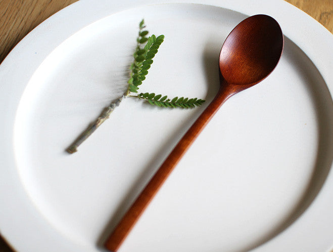 Lacquer Table Spoon