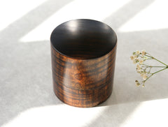 Cha Chestnut Box by Studio KUKU at OEN Shop