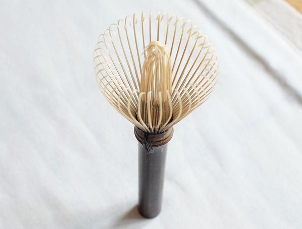 Tall Chasen Matcha Whisk