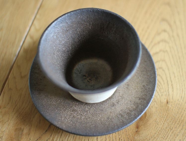 Hibi Kesho Tea Cup with Lid