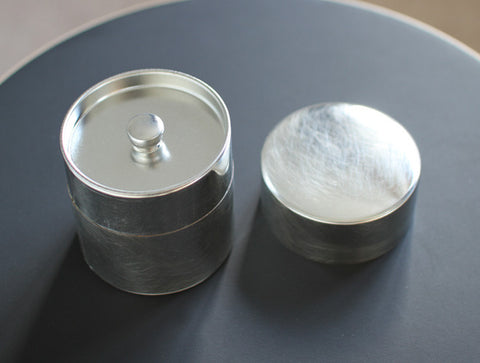 Round Tin Can by SyuRo